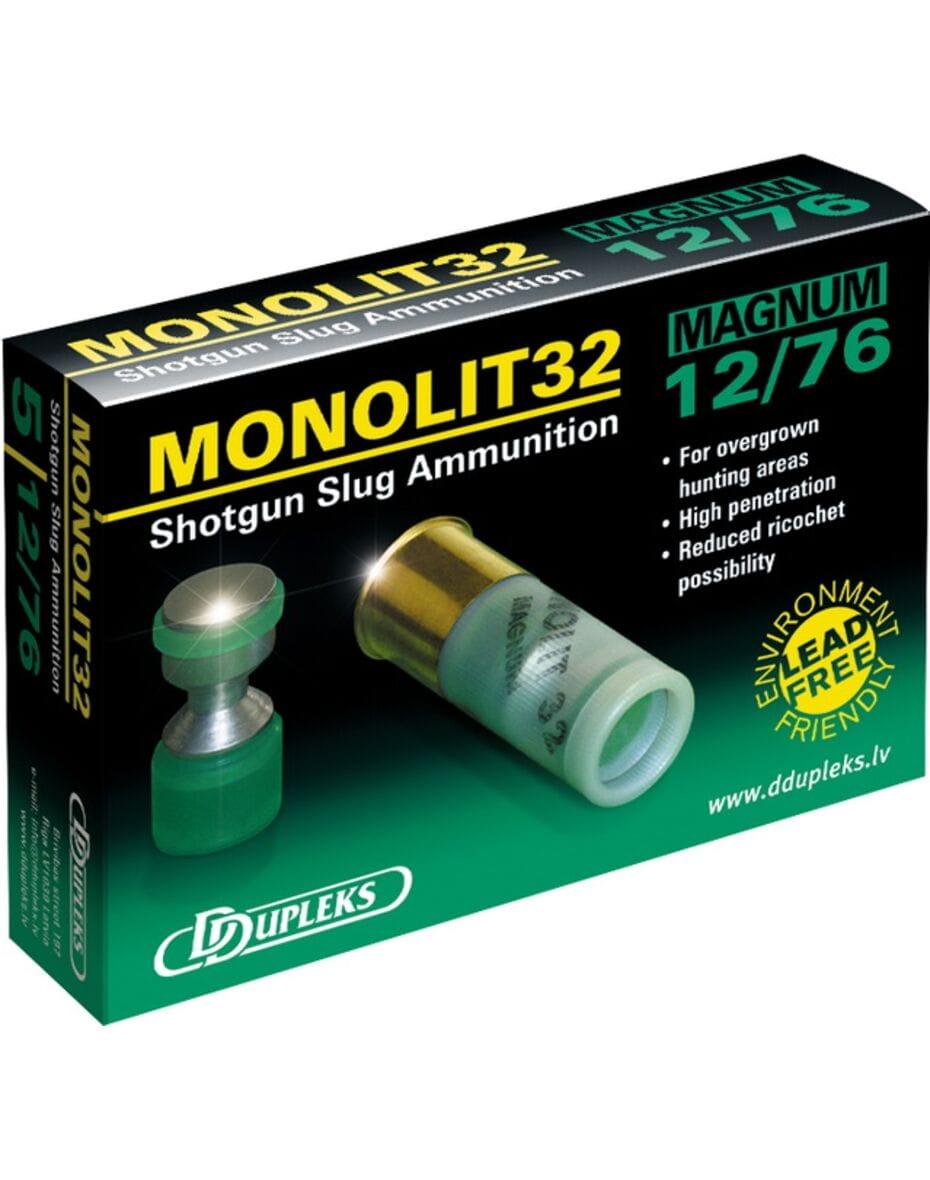 Куля DDupleks Monolit32 12/76