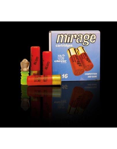 Куля Clever Mirage T3 NEW SOLENGO SLUG к. 16/70