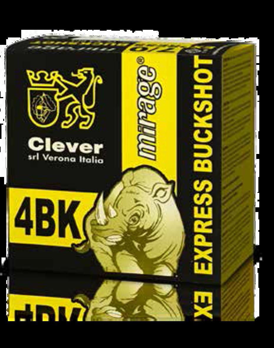 Напівкартеч Clever Mirage T4 BUCKSHOT 4BK 27 PELLETS