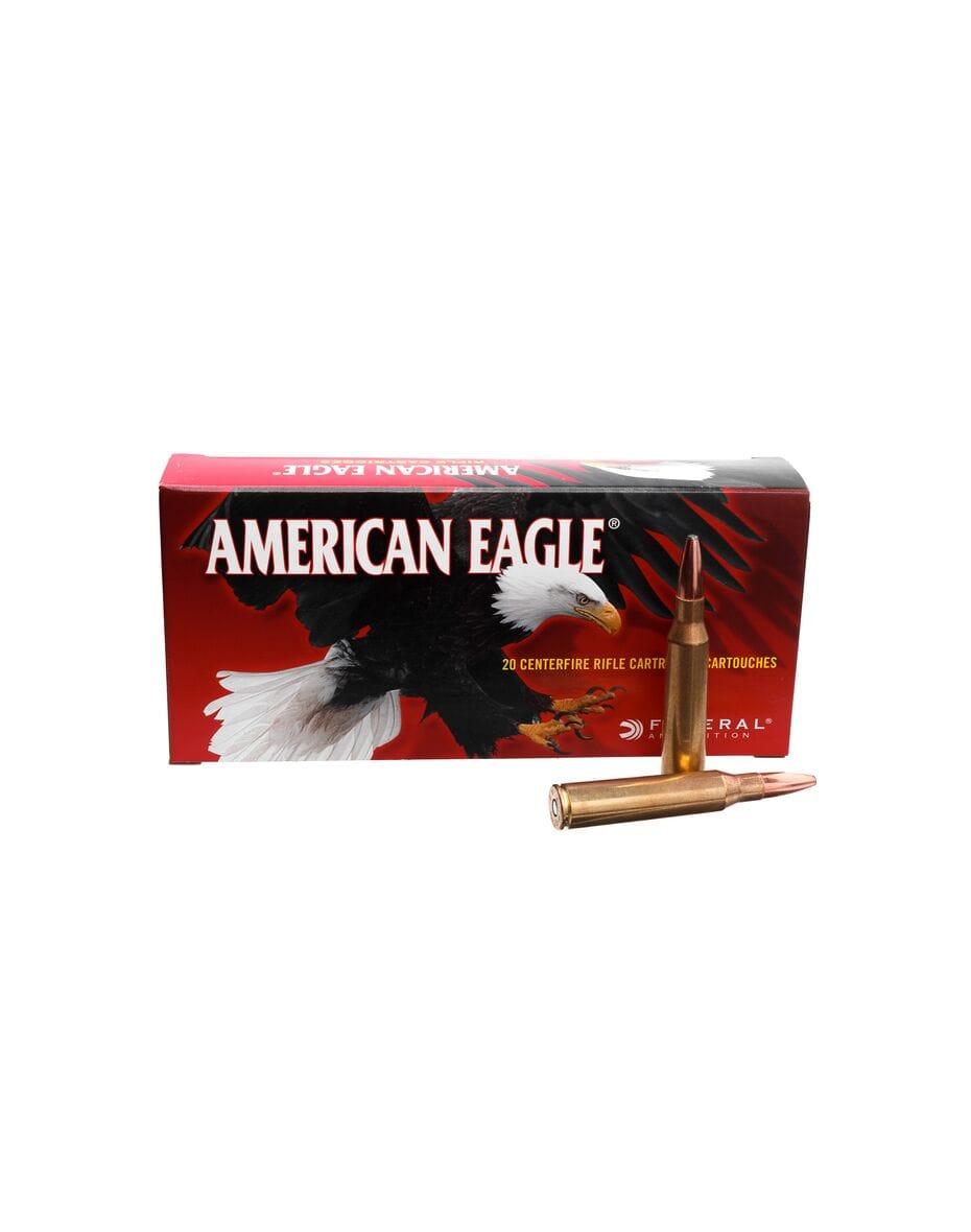 Federal American Eagle 338Lapua Mag JSP 16.20 гр