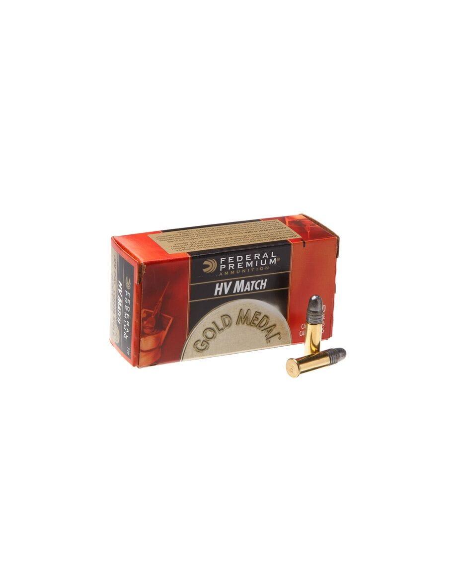 Federal Gold-Medal 22LR Solid 2,59гр (40GR)