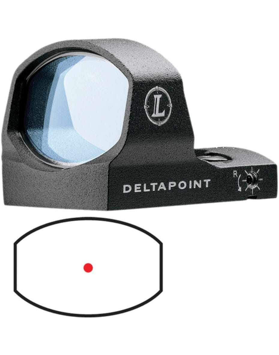 Приціл Leupold Deltapoint 3.5 MOA DOT