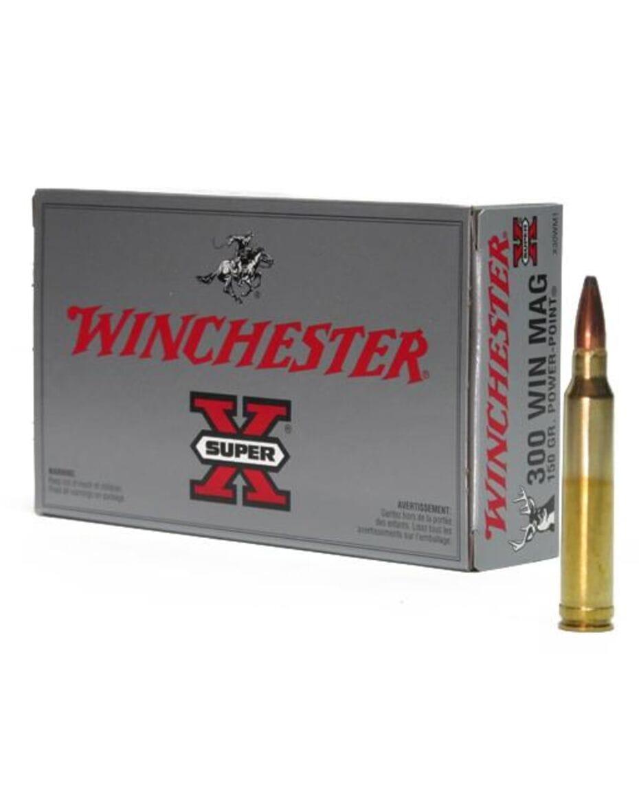 Winchester Super-X к.300WM Power Point 9,72 гр