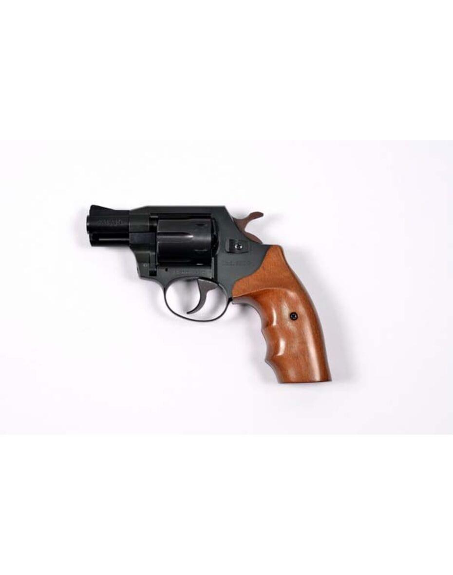 Револьвер SAFARI 820G, чорний/горіх